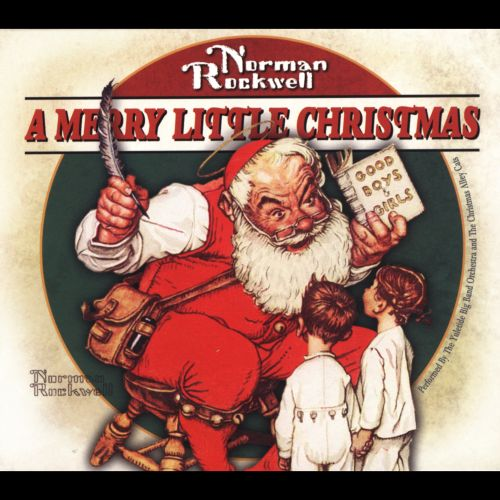 Rockwell: A Merry Littly Christmas