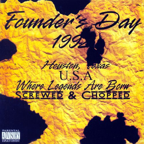 Founder's Day 1992