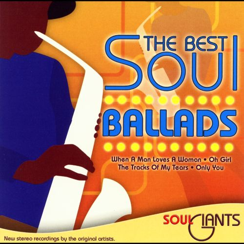 The Best of Soul Ballads [St. Clair 2005]