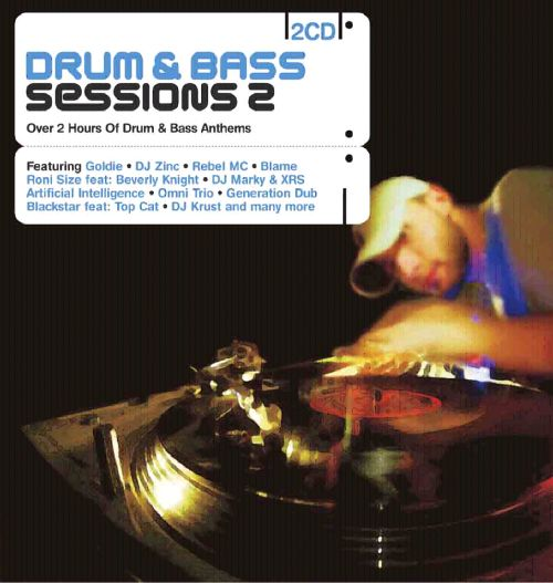 Drum & Bass Sessions, Vol. 2