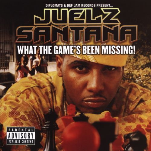 what the games been missing juelz santana songs