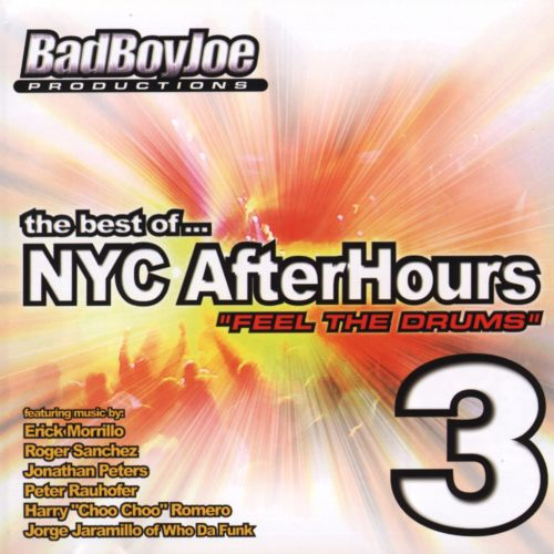 The Best of NYC AfterHours, Vol. 3: Feel the Drums