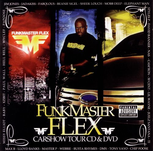 Funkmaster Flex Car Show Tour Songs