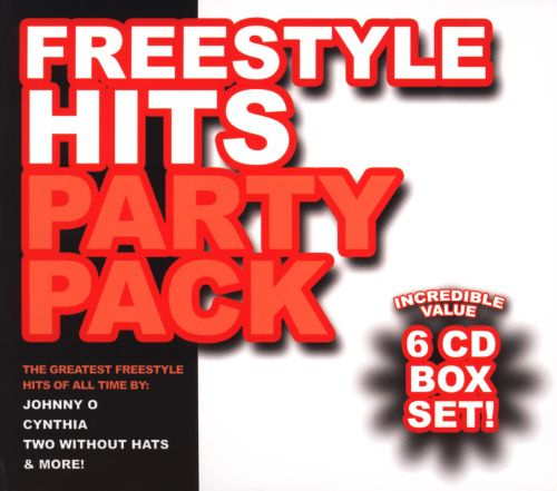 Freestyle Hits Party Pack [6 CD Box]
