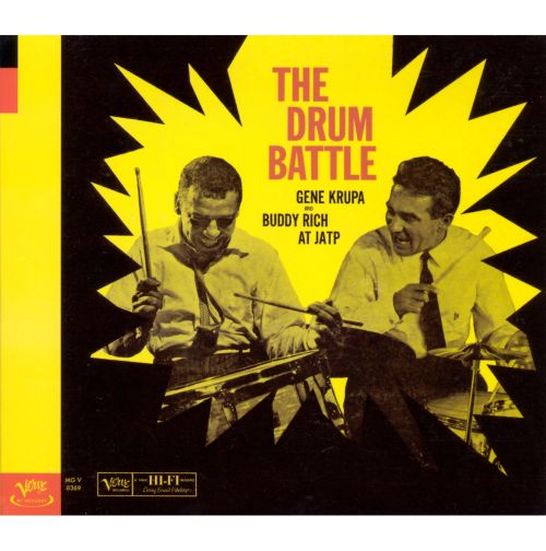 Gene Krupa And His Orchestra - That Drummer's Band / Leave Us Leap
