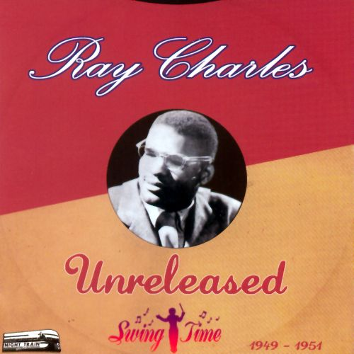 Ray Charles: Unreleased