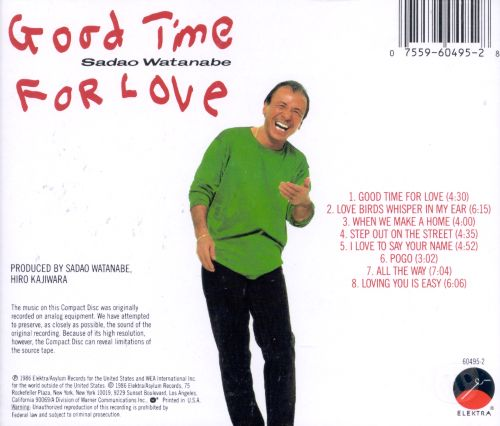Good Time for Love
