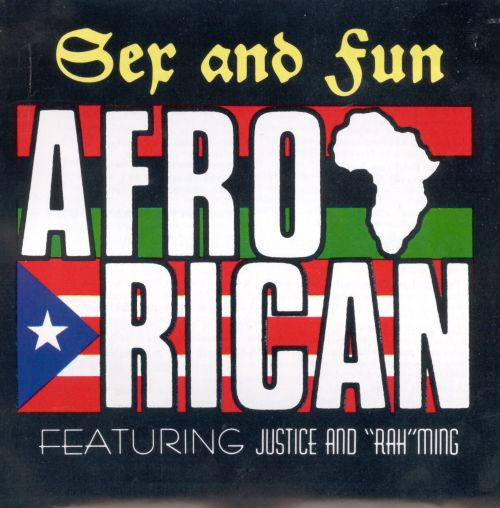Afro-Rican - All Of Puerto Rico
