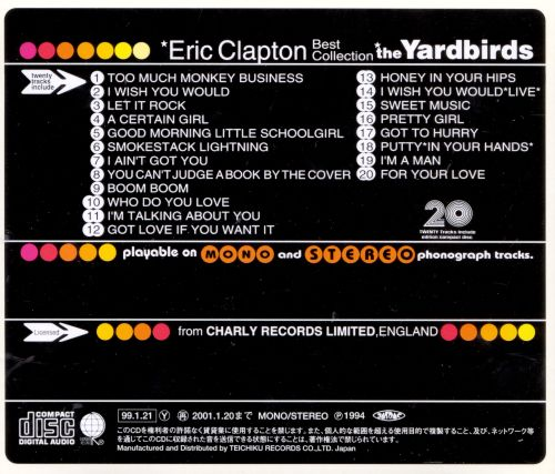 Eric Clapton Best Collection