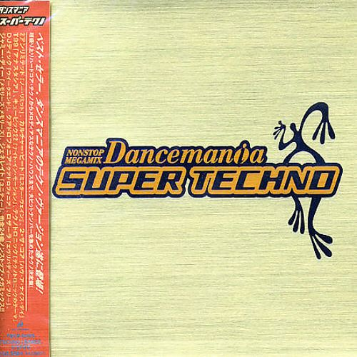 Dancemania Super Techno