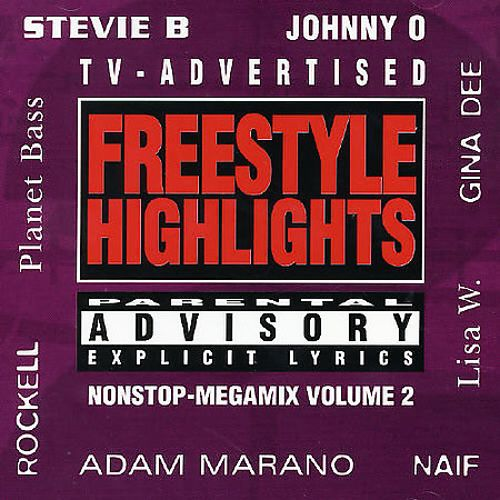 Freestyle Nonstop Megamix, Vol. 2