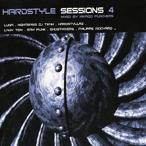 Hardstyle Sessions, Vol. 4