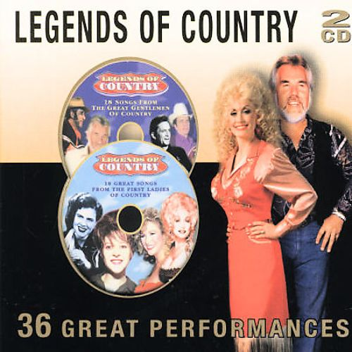 Legends of Country: 36 Great Performances