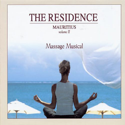 Massage Musical, Vol. 2: The Residence Mauritius