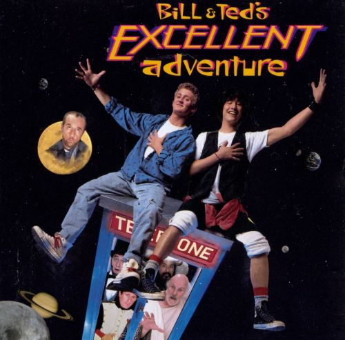 Bill and teds excellent sex aventure porno