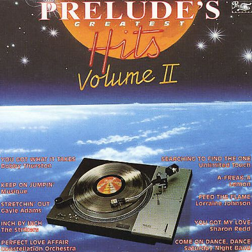 Prelude's Greatest Hits, Vol. 2