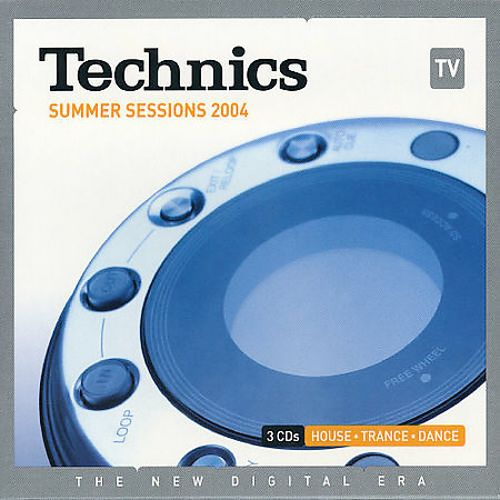 Technics: The Summer Sessions 2004