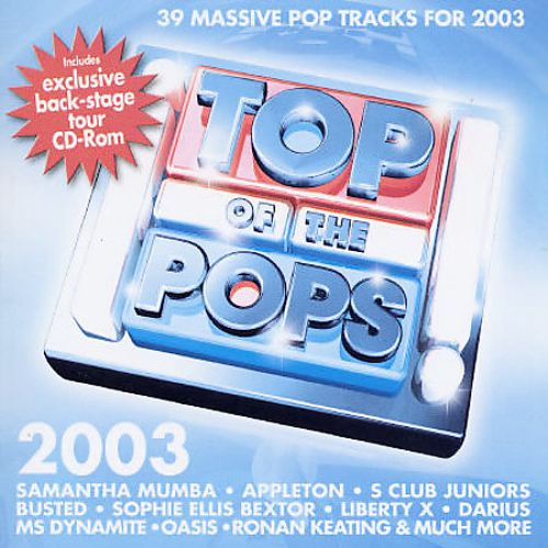 Top of the Pops 2003 [Universal]