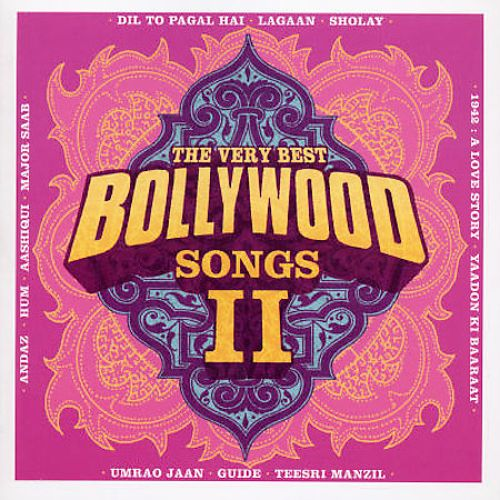 The Very Best Bollywood Songs, Vol. 2