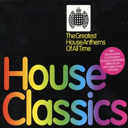 House classics the greatest house anthems of all time for Classic house albums 90s