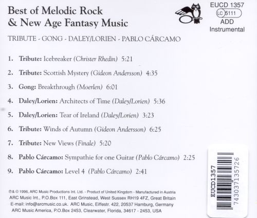Best of Melodic & New Age Fantasy