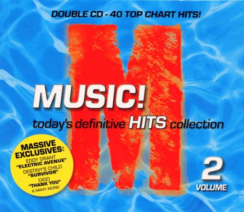 Music: Today's Definitive Hits, Vol. 2