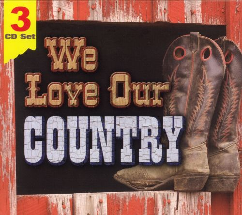 DJ We Love Country: Country Radio's Most Requested, Vol. 2/Rockin Country/Big Country