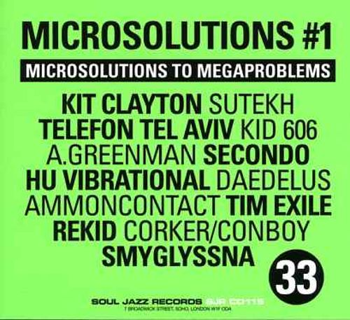 Microsolutions to Megaproblems #1