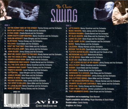 Classic Swing Collection