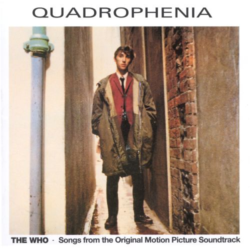 Quadrophenia [Music from the Soundtrack of The Who Film]
