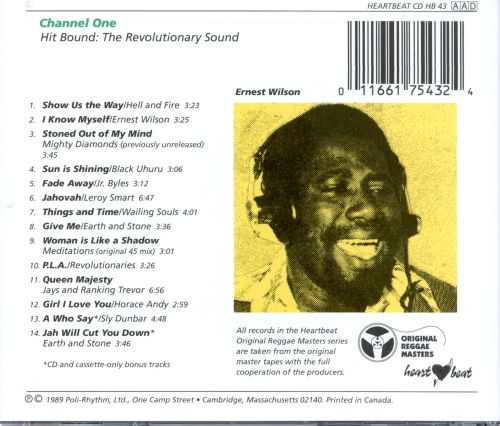 Channel One - Hit Bound: The Revolutionary Sound
