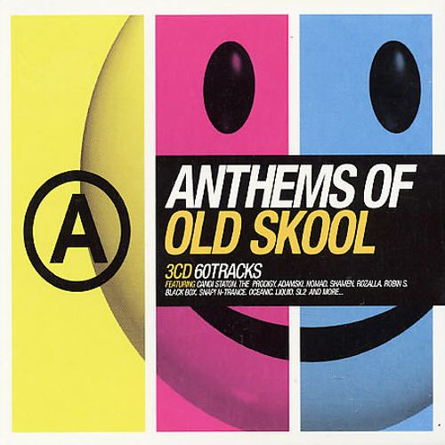 Anthems of old skool various artists songs reviews for Classic house anthems