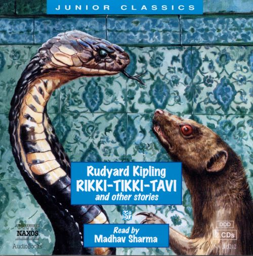 Rikki-Tikki-Tavi - Rudyard Kipling | User Reviews | AllMusic
