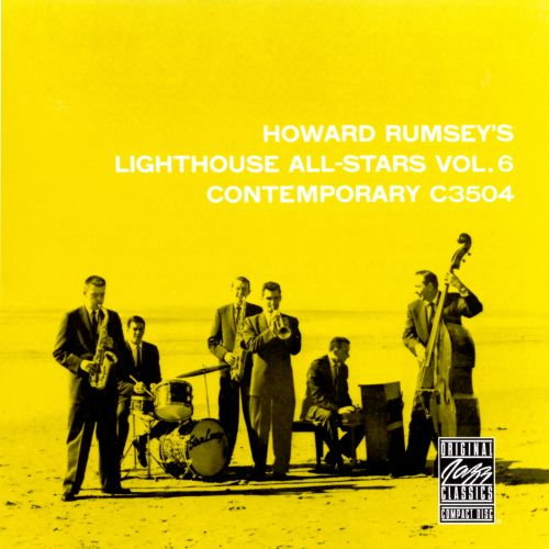 Howard Rumsey's Lighthouse All-Stars, Vol. 6