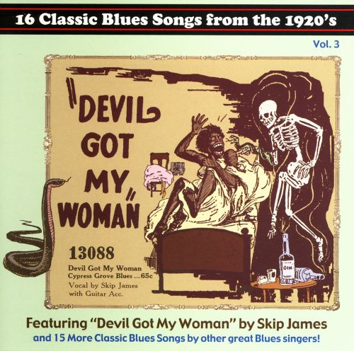 Classic Blues Artwork from the 1920's, Vol. 3 Calendar 2006