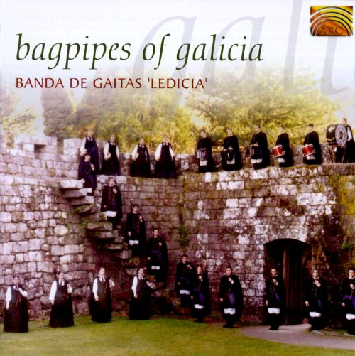 Bagpipes of Galicia