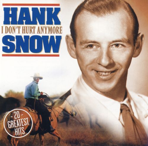 I Don't Hurt Anymore: 20 Greatest Hits