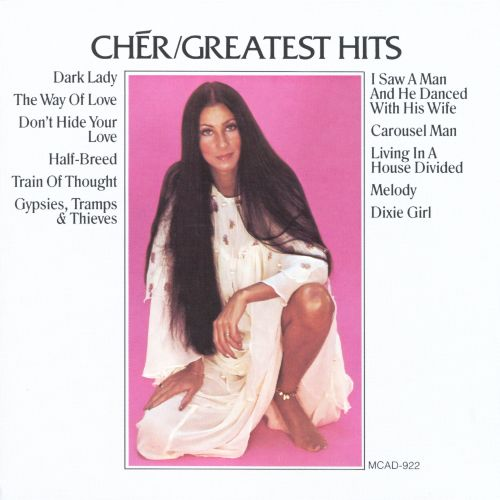 cher 39 s greatest hits cher songs reviews credits allmusic. Black Bedroom Furniture Sets. Home Design Ideas