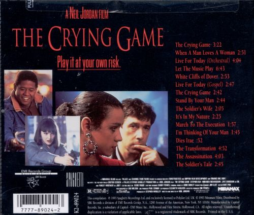 The Crying Game [SBK]