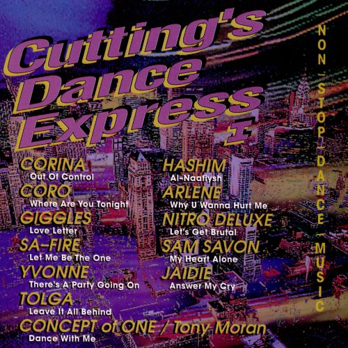 Various - Dance Express Vol.1