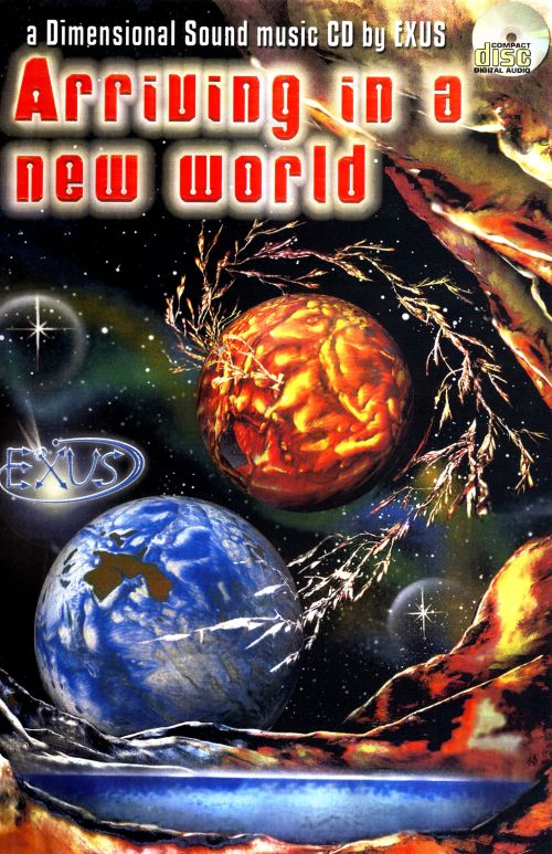 Arriving in a New World