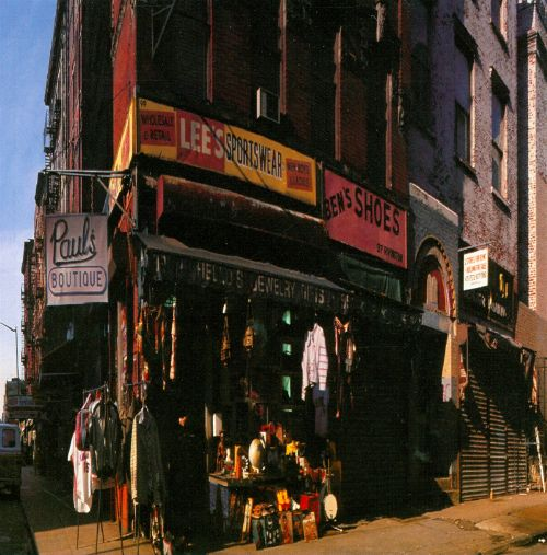 Paul's Boutique – Beastie Boys (1989)