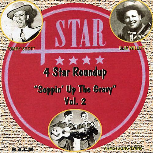 4 Star Roundup Soppin' Up the Gravy, Vol. 2