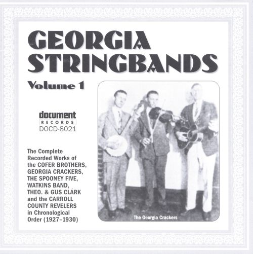 Various The Georgia Blues 1927 1933