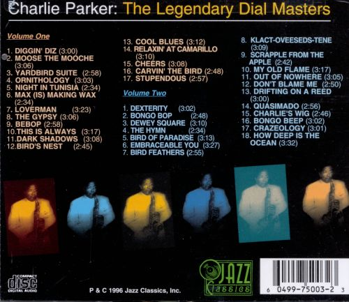 The Legendary Dial Masters, Vols. 1-2