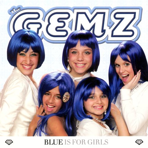 Blue Is for Girls