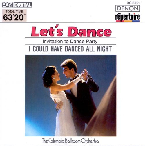 Let's Dance, Vol. 1: Invitation to Dance Party