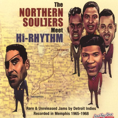 Northern Souljers Meet Hi-Rhythm