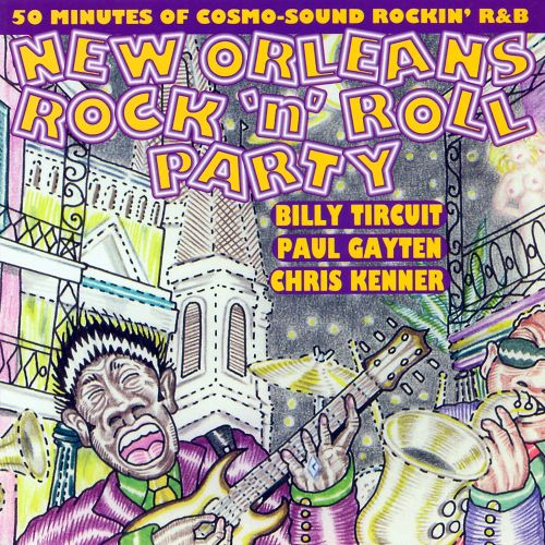 New Orleans Rock & Roll Party