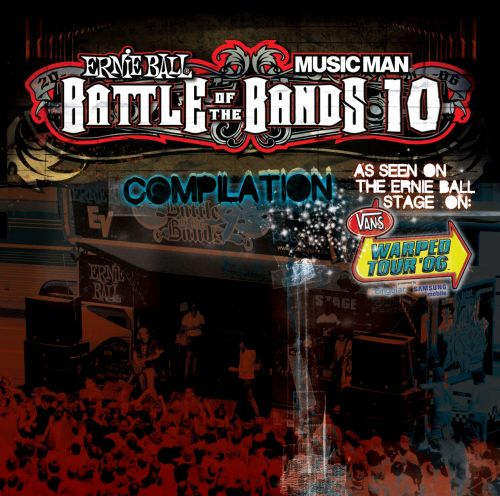 Ernie Ball Battle of the Bands, Vol. 10